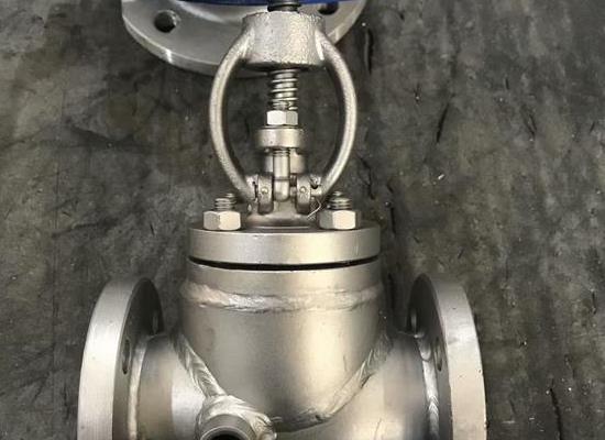 BZ41W-16RL不銹鋼316L保溫閘閥