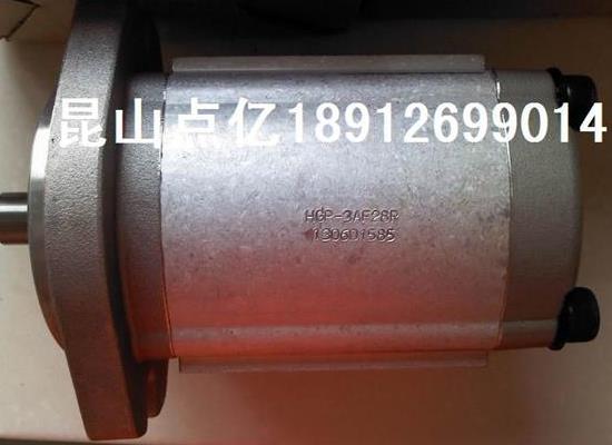 HYDROMAX齿轮泵HGP-3AF19R