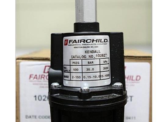 FAIRCHILD调节器 10262T调压阀
