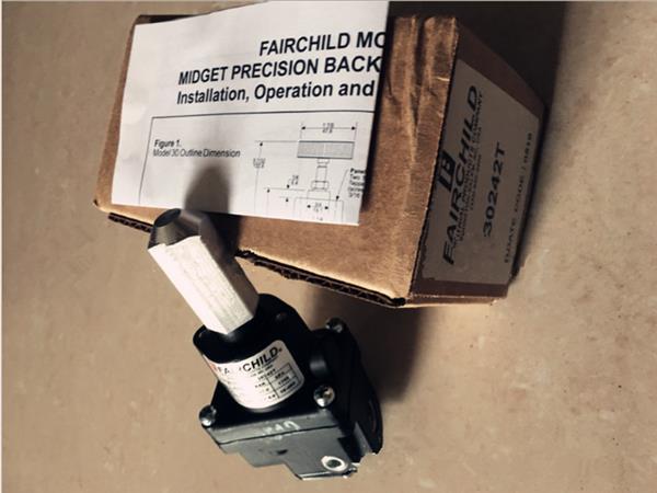 FAIRCHILD调压阀 30242T
