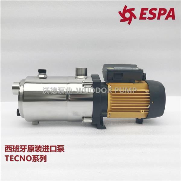 TECNO05 4M亚士霸水泵 西班牙进口泵