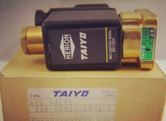 TAIYO电磁阀2AP-08M20