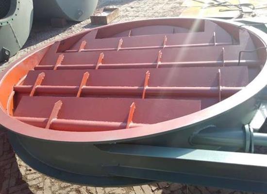 沧州重诺生产的�普通型蝶阀-质优价廉