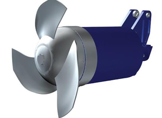 QJB型中速潜水搅拌机,QJB型中速潜水搅拌器