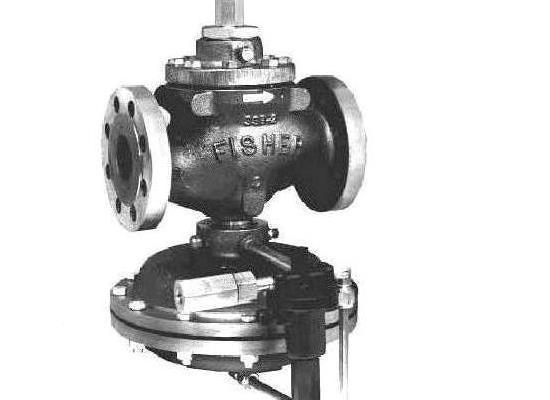 美国FISHER(费希尔)1098  DN50调压器燃气说着减压