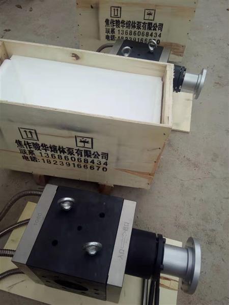 骏华熔体泵 行业领先 服务满意