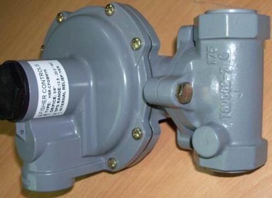 美国费希尔S402燃气调压□ 器HSR减压阀