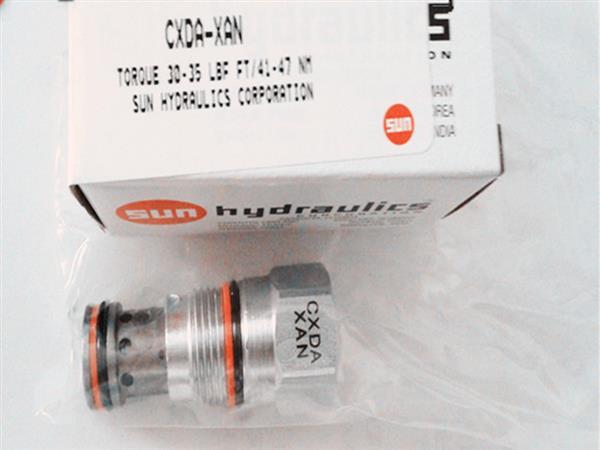 SUN插装阀 泵卸荷阀 QCDB-L单向阀 先导流�p手更是被直接炸量阀