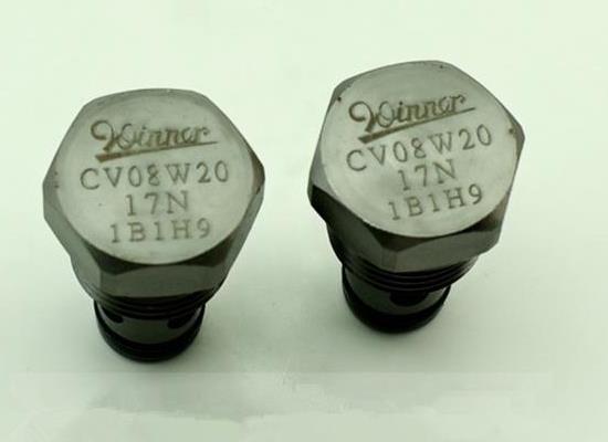 WINNER 减压阀CV08W2003N单向阀 螺纹插你别忘了装阀