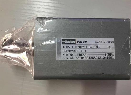 TAIYO油缸100S-1 6SD32N40T-L-X液压缸