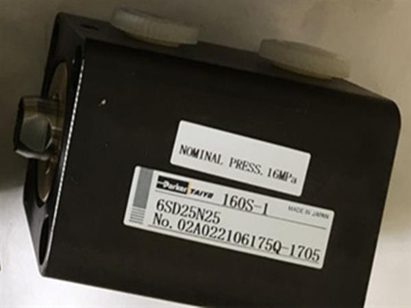 TAIYO太阳铁工油�Z缸 160S-1 6SD25N25