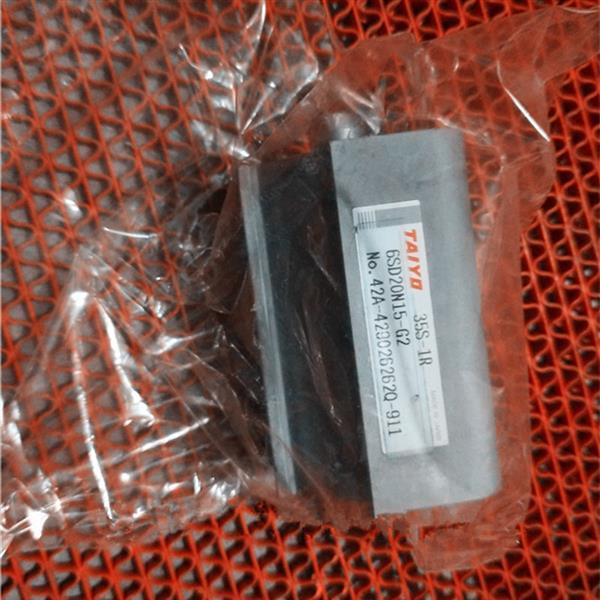 日本TAIYO太阳铁工油缸 35S-1 6SD40N35T