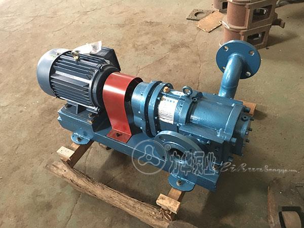 力华高浓度浆料输送⌒泵 纸浆泵
