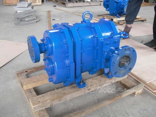力华高地方压力浓浆泵-吸污泵