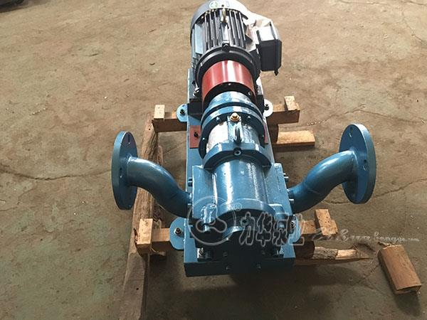 力华高浓度浆料输送泵 纸浆泵