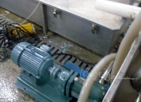 力華食品泵-高粘度泵 漿料泵