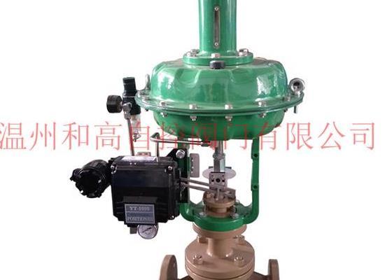 和高ZJHPF46/ZJP46 气动薄膜衬∞氟调节阀