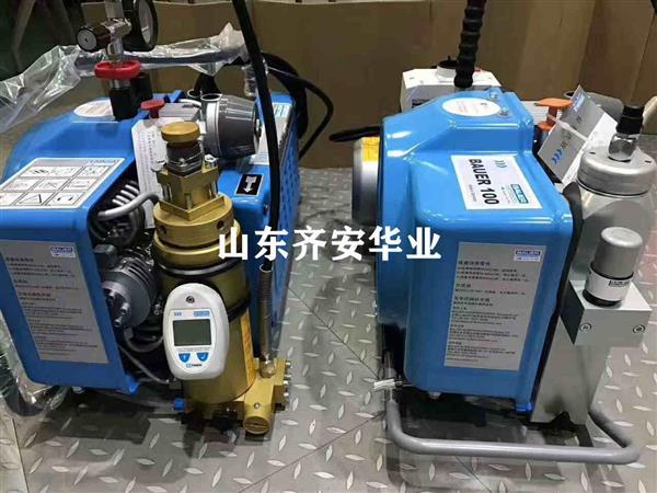 青岛潜水俱乐部专用宝华空气压缩机JUNIOR II