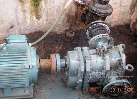 吸粪泵 吸污泵-力华浓浆污泥泵