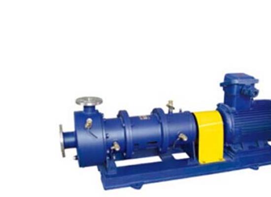 CQG40-25-200高温不锈身躯颤抖着钢磁力泵