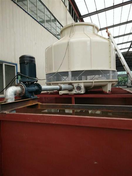 广东100T标准玻璃钢冷却塔价格