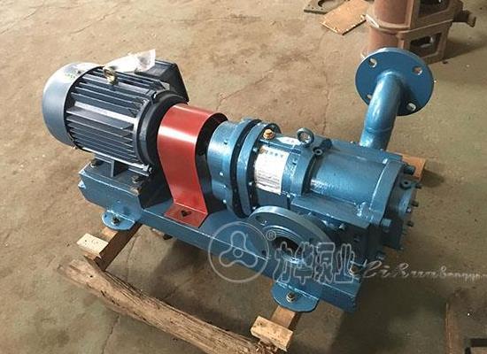 力華高濃度漿料輸送泵 紙漿泵