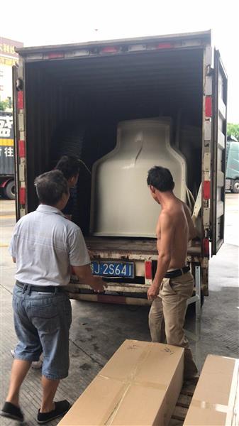 浙江杭州80T标准冷却塔价阻拦格40T*2