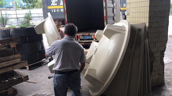 浙江杭州80T标准冷却塔价格40T*2