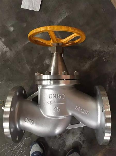 J41B-25P不锈钢氨用截止阀