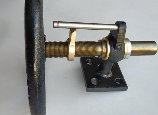 CB/T3791-1999H2型带手轮及行程指示器的支架
