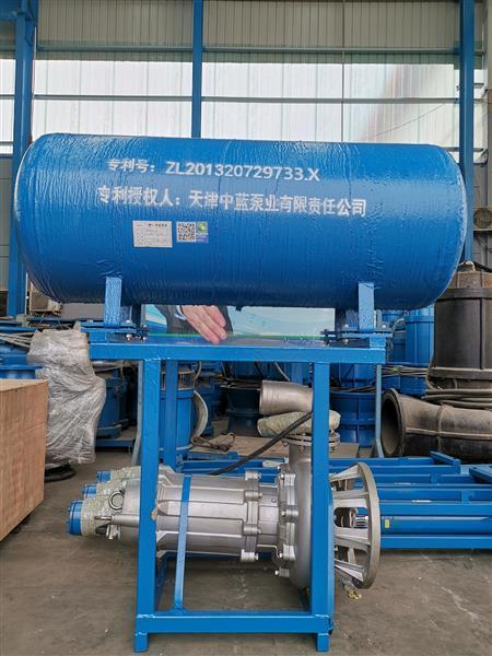 临时取水漂浮式安装 WQ潜水污水泵 专业潜水排污泵生产厂家