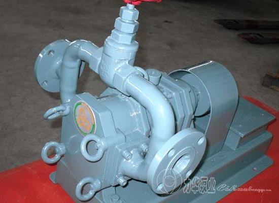 高粘度不堵塞油泵 轉子泵