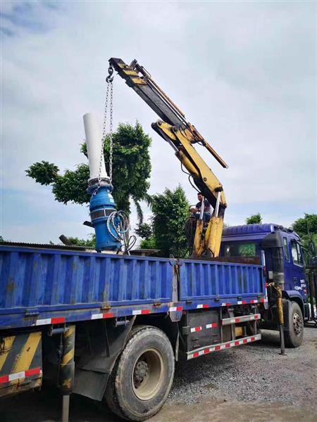 QSH中吸式軸流泵 混流式中吸泵廠家直銷 推薦現貨