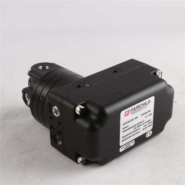 T5226-90电气金之力和金帝真身转换器 美国FAIRCHILD调压阀