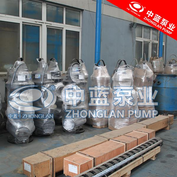 小区防汛临时排水WQ潜水污水泵 排涝水泵生产厂家