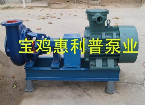 HLPSB8×6-13离心砂泵 剪切泵 灌注泵 宝鸡惠利普