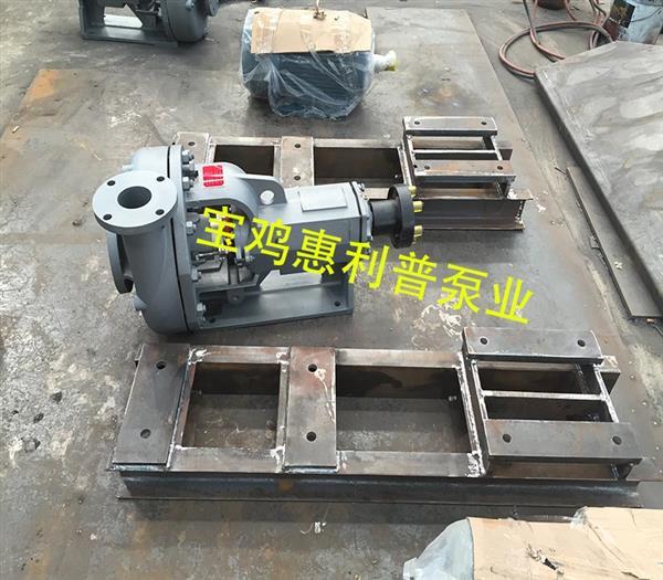 HLPSB8×6-11离心式砂泵 混浆泵 剪切泵 除砂泵