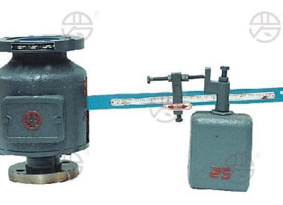 GA44H型杠杆式安全阀