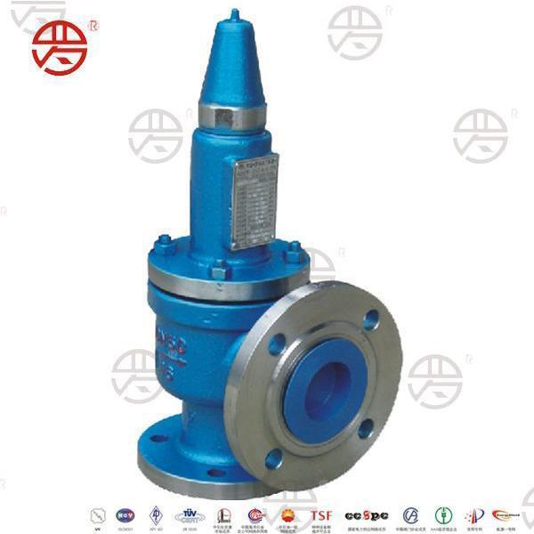 WA42Y-型波纹管背压平衡全启式安全阀