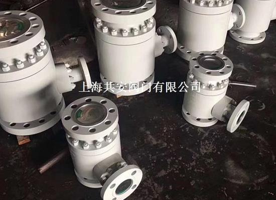 GAZD自動再循環泵保護回流閥
