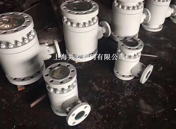 GAZD自动再循环泵保护回流阀
