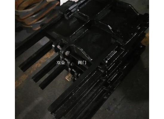 ZMQF靠墻式鑄鐵鑲銅方形閘門廠家供應