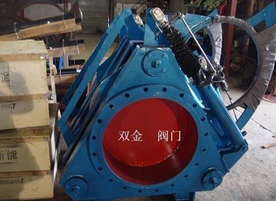 F743X液動盲板閥、型號、價格、圖片、廠家雙金供應