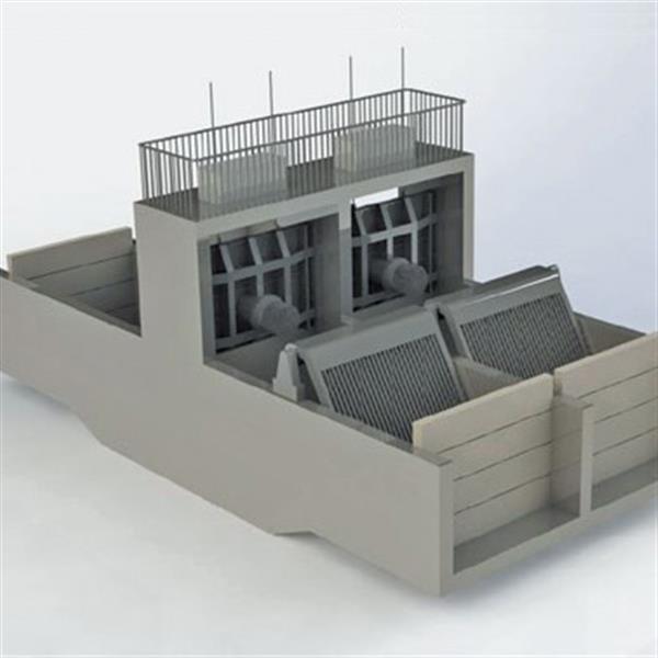 一體化泵閘系統