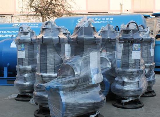 WQ潜二号笑吟吟水污水泵厂家 雨水污水提☆升泵 厂价直销 现货供应