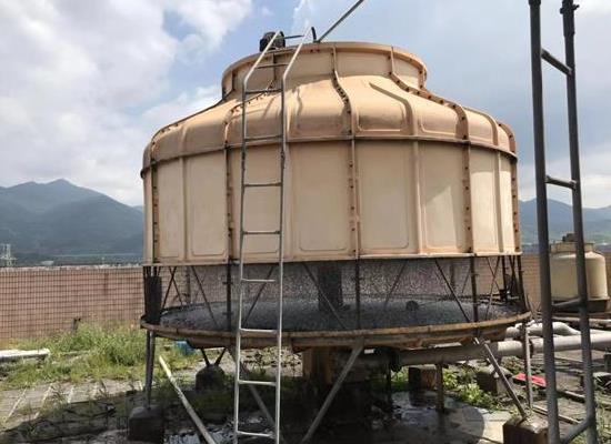 湖南200T圆形冷却塔厂家-长沙冷却水塔