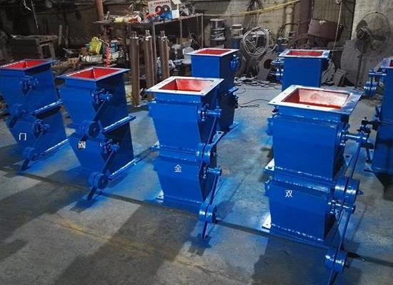 ZXF-II双层重锤翻板卸灰阀 优质钢焊接结构 厂家供应批发
