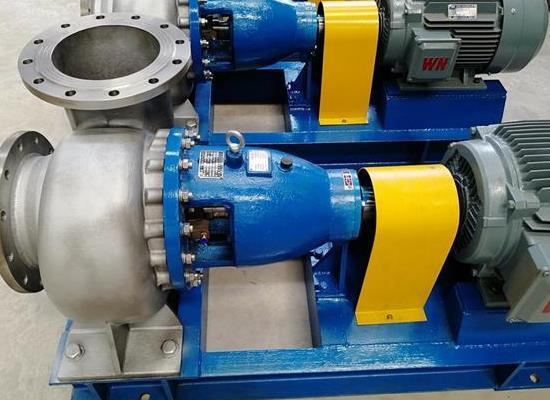 HW钛循环泵TA2TA10钛化工泵