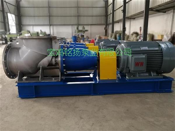FJX钛材轴流泵钛☆强制循环泵钛蒸发泵