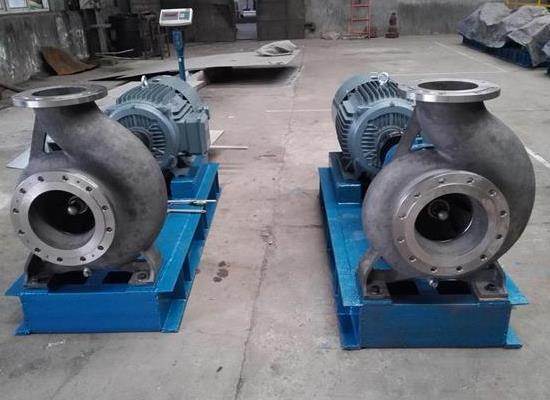 CZ蝸殼式鈦材離心泵